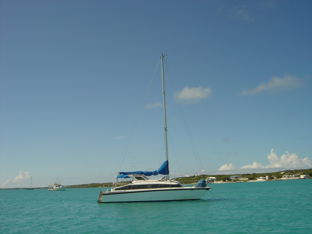 Used Sail Catamaran for Sale 1992 Gemini 3200
