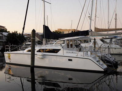 Used Sail Catamaran for Sale 2012 Gemini 105Mc