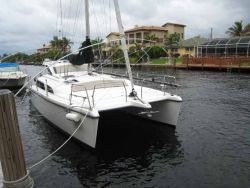 Used Sail Catamaran for Sale 2006 Gemini 105Mc