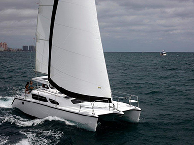 New Sail Catamarans for Sale 2012 Gemini 105Mc