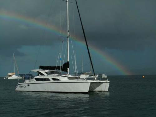 Preowned Sail Catamarans for Sale 2001 Gemini 105Mc