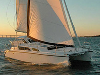 Catamarans BAY CAT, Manufacturer: PERFORMANCE CRUISING, Model Year: 2010, Length: 34ft, Model: Gemini 105Mc, Condition: Used, Listing Status: SOLD, Price: USD 175000
