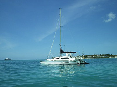Preowned Sail Catamarans for Sale 2005 Telstar 28