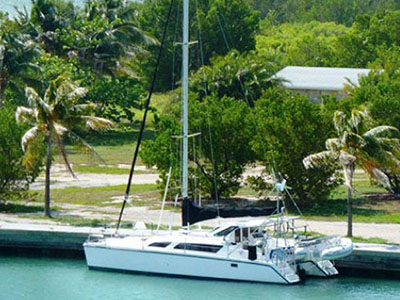 Used Sail Catamaran for Sale 2005 Gemini 105Mc