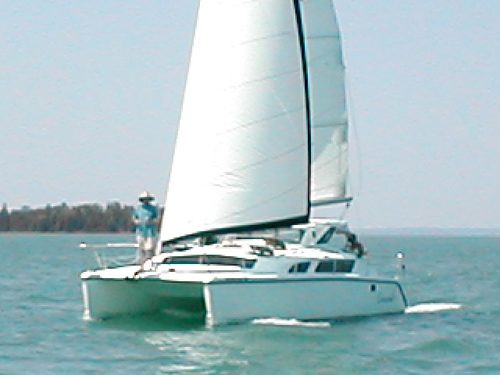 Preowned Sail Catamarans for Sale 1996 Gemini 105Mc