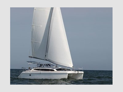 Preowned Sail Catamarans for Sale 2012 Legacy 35
