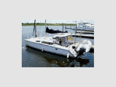 Catamarans ABOUT TIME, Manufacturer: PERFORMANCE CRUISING, Model Year: 1996, Length: 34ft, Model: Gemini 105M, Condition: Used, Listing Status: SOLD, Price: USD 99889