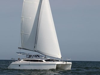 New Sail Catamaran for Sale 2013 Legacy 35