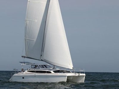 Catamarans HULL 1151, Manufacturer: GEMINI CATAMARANS, Model Year: 2013, Length: 35ft, Model: Legacy 35, Condition: New, Listing Status: SOLD, Price: USD 228073