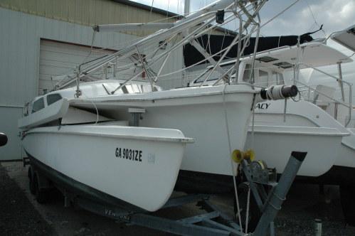 Preowned Sail Catamarans for Sale 2007 Telstar 28