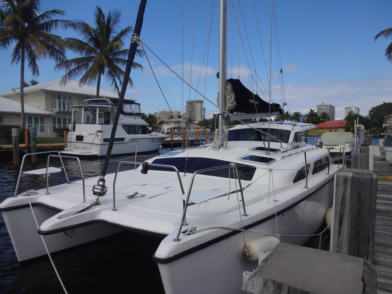 Catamarans ALBATROSS II, Manufacturer: PERFORMANCE CRUISING, Model Year: 2011, Length: 34ft, Model: Gemini 105Mc, Condition: Preowned, Listing Status: Catamaran for Sale, Price: USD 139000