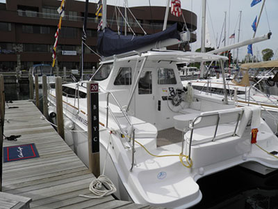 Catamarans HULL 1178 , Manufacturer: GEMINI CATAMARANS, Model Year: 2014, Length: 35ft, Model: Legacy 35, Condition: USED, Listing Status: Catamaran for Sale, Price: USD 234900