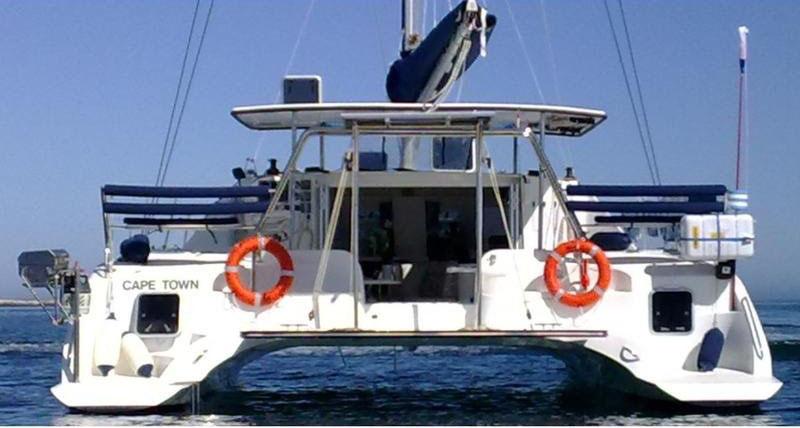 Catamaran, used or new, power or sail, and trimaran
