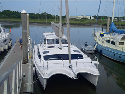 Catamarans SHE GOT THE HOUSE AGAIN, Manufacturer: GEMINI CATAMARANS, Model Year: 2015, Length: 35ft, Model: Legacy 35, Condition: New, Listing Status: Catamaran for Sale, Price: USD 262662