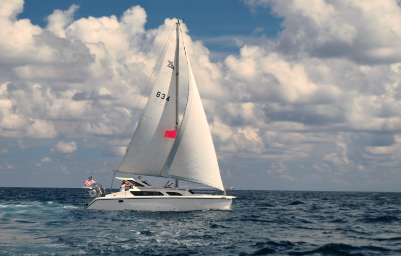 Preowned Sail Catamarans for Sale 1999 Gemini 105Mc