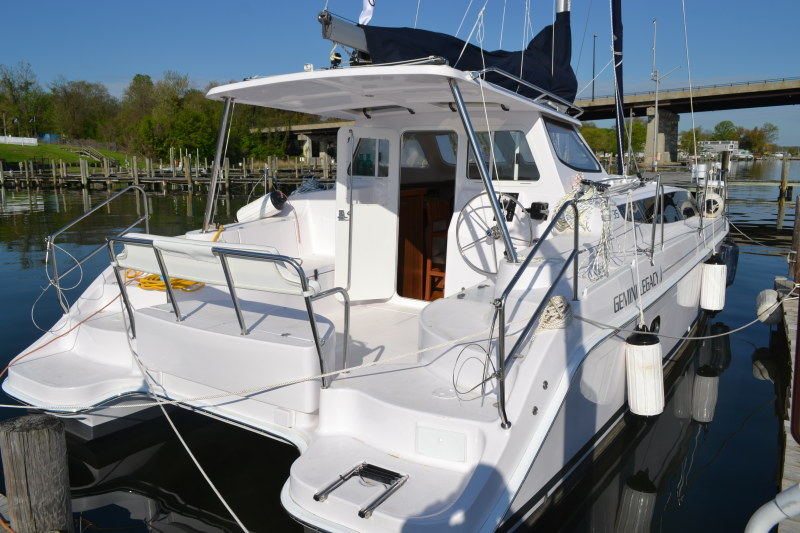 New Sail Catamaran for Sale 2015 Legacy 35