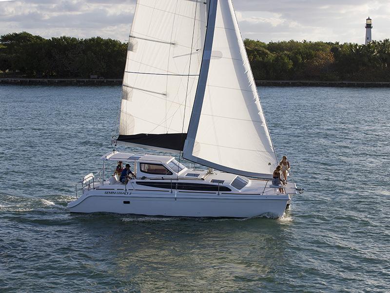 New Sail Catamarans for Sale 2016 Legacy 35