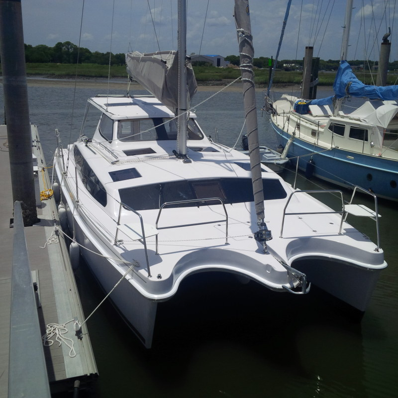 New Sail Catamaran for Sale 2016 Legacy 35