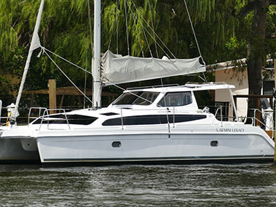 Catamarans GUERO II, Manufacturer: GEMINI CATAMARANS, Model Year: 2016, Length: 35ft, Model: Legacy 35, Condition: New, Listing Status: Coming Soon, Price: USD 245000