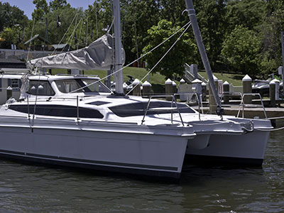 Catamarans HULL 1220, Manufacturer: GEMINI CATAMARANS, Model Year: 2016, Length: 35ft, Model: Legacy 35, Condition: Preowned, Listing Status: Coming Soon, Price: USD 283438