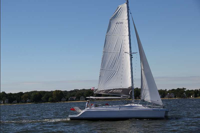 Catamarans EDDIE, Manufacturer: GEMINI CATAMARANS, Model Year: 2017, Length: 37ft, Model: Freestyle 37, Condition: New, Listing Status: Catamaran for Sale, Price: USD 247797