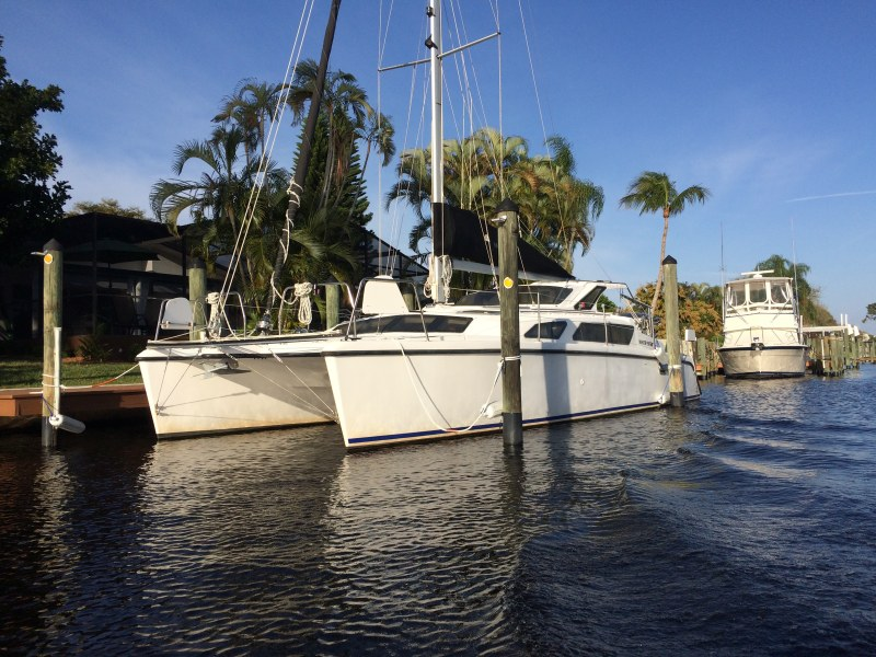 Used Sail Catamaran for Sale 2010 Gemini 105Mc