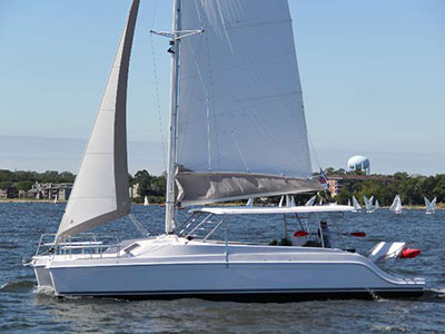 Catamarans ADELITA, Manufacturer: GEMINI CATAMARANS, Model Year: 2017, Length: 38ft, Model: Freestyle 37, Condition: New, Listing Status: NOT ACTIVE, Price: USD 255022