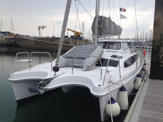 Catamaran for Sale Legacy 35  in La Trinité sur Mer France MIAMI  Preowned Sail