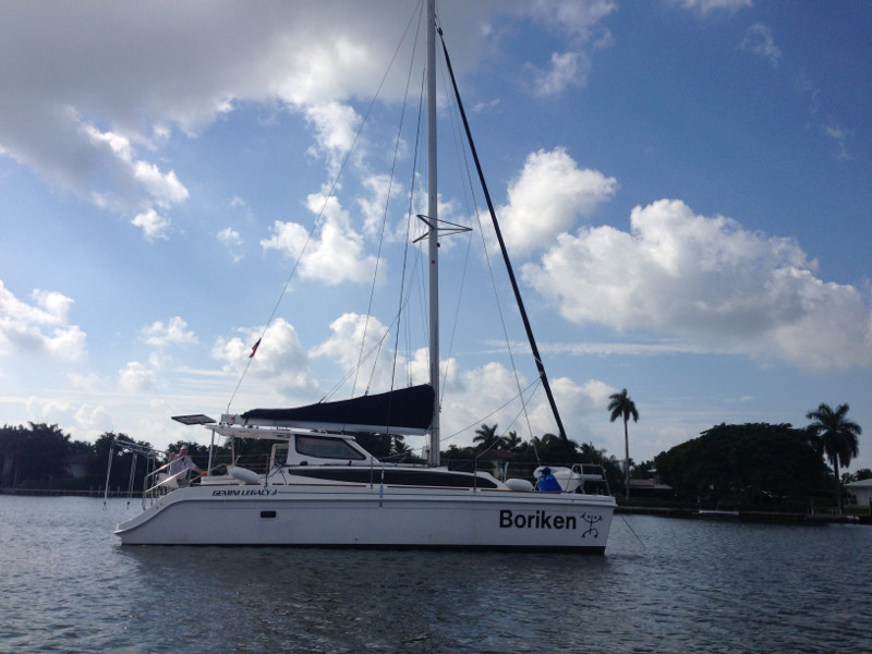 Coming Soon Legacy 35  in Marathon Florida (FL)  BORIKEN  Preowned Sail