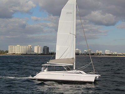 NOT ACTIVE Freestyle 37  in Largo Florida (FL)  BROCHURE-GEMINI FREESTYLE 37  Brochure Sail
