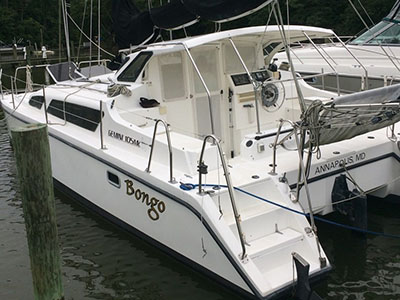 Catamaran for Sale Gemini 105Mc  in Mechanicsville Maryland (MD)  BONGO  Preowned Sail