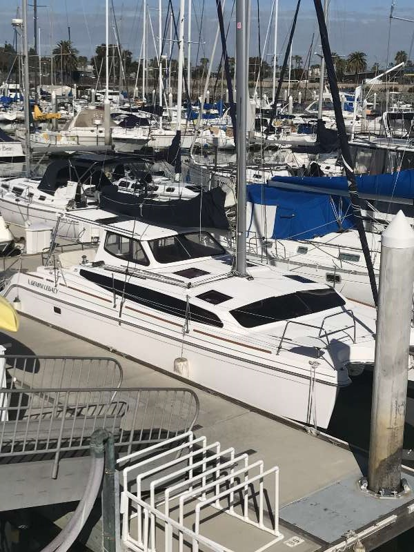 Catamarans CATACAY, Manufacturer: GEMINI CATAMARANS, Model Year: 2014, Length: 35ft, Model: Legacy 35, Condition: Preowned, Listing Status: Catamaran for Sale, Price: USD 198500