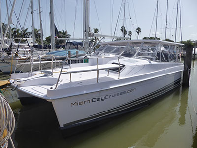 Preowned Power Catamarans for Sale 2018 Freestyle 399 Power