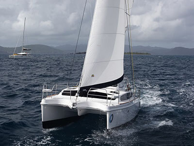 Catamaran for Sale Legacy 35  in Tortola British Virgin Islands HABOOB  Preowned Sail