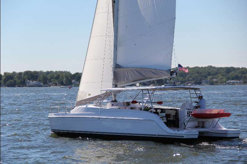 Catamarans HULL 009, Manufacturer: GEMINI CATAMARANS, Model Year: 2017, Length: 37ft, Model: Freestyle 37, Condition: New, Listing Status: Catamaran for Sale, Price: USD 247797