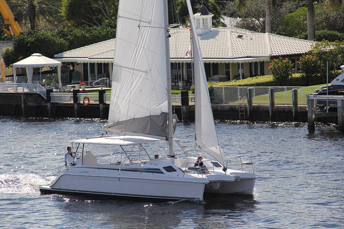 New Sail Catamaran for Sale 2019 Freestyle 37