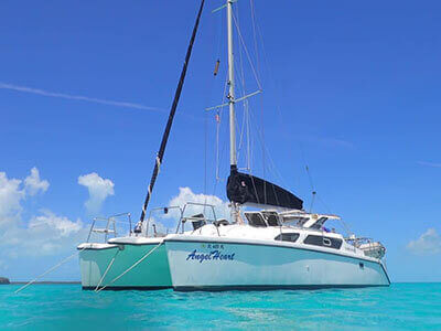 Used Sail Catamaran for Sale 2002 Gemini 105Mc