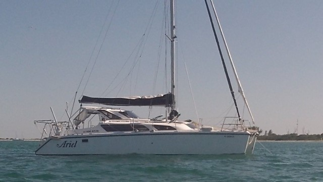 Used Sail Catamaran for Sale 2001 Gemini 105Mc